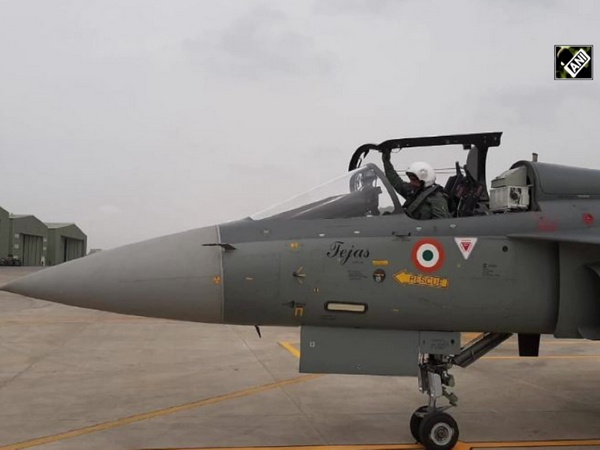 IAF inducts 2nd LCA Tejas squadron