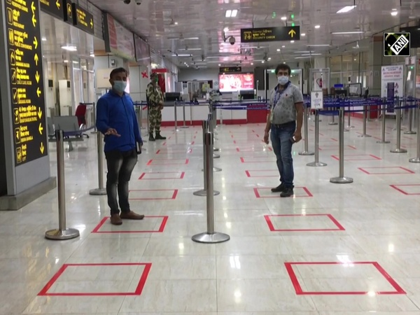 COVID-19: Arrangements made at WB's Bagdogra Airport ahead of resuming services