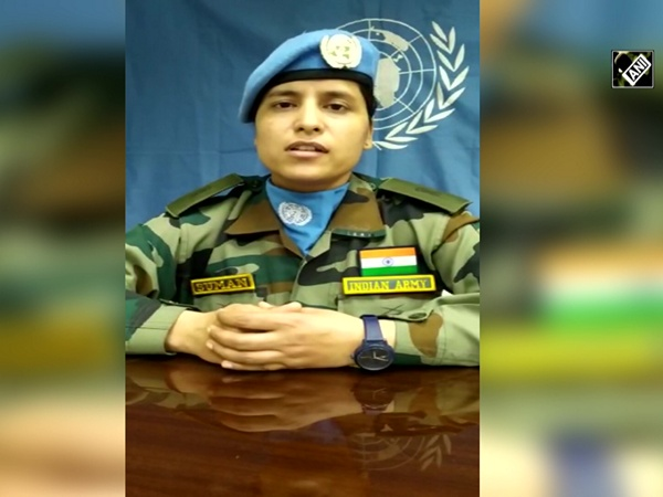 Working towards peace as military observer has been a life changing experience: Major Suman Gawani
