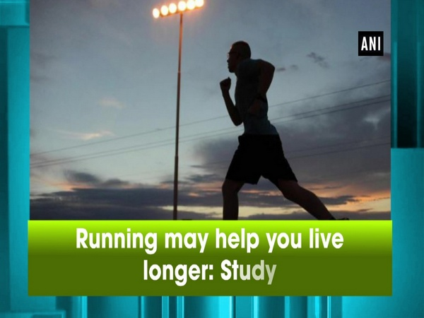 Running may help you live longer: Study