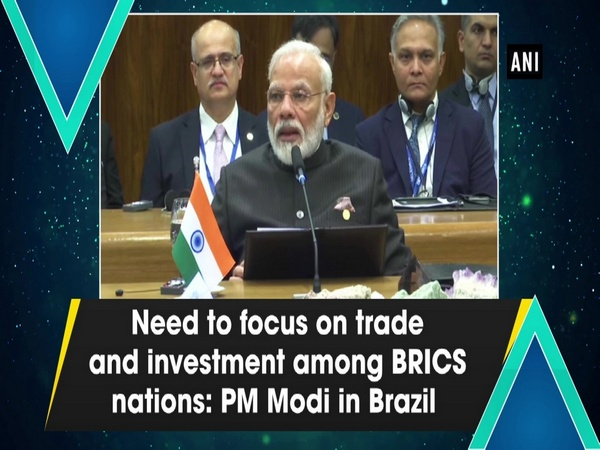 Need to focus on trade and investment among BRICS nations: PM Modi in Brazil