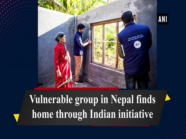 Vulnerable group in Nepal's Gorkha finds home of their own through GOI Initiated reconstruction project
