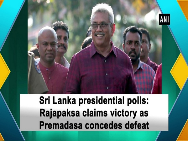 Sri Lanka presidential polls: Rajapaksa claims victory as Premadasa concedes defeat