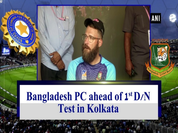 Bangladesh PC ahead of 1st D/N Test in Kolkata