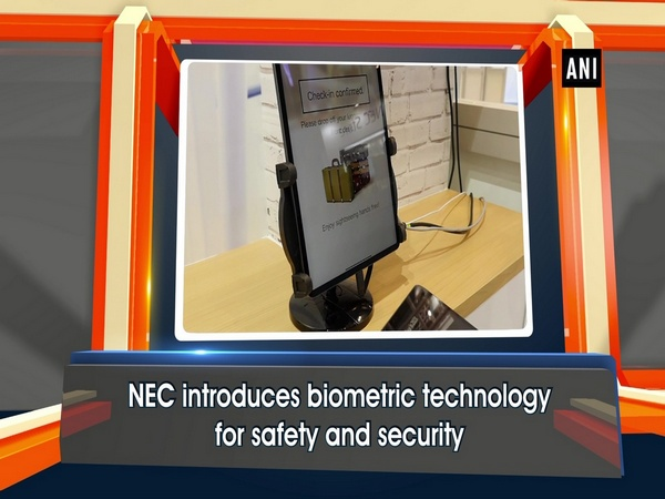 NEC introduces biometric technology for safety and security