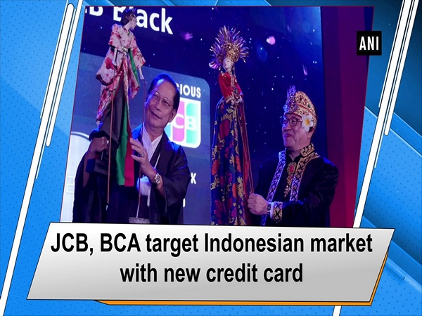 JCB, BCA target Indonesian market with new credit card