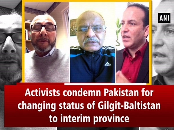 Activists condemn Pakistan for changing status of Gilgit-Baltistan to interim province