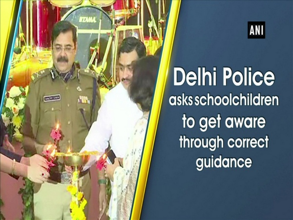 Delhi Police asks schoolchildren to get aware through correct guidance