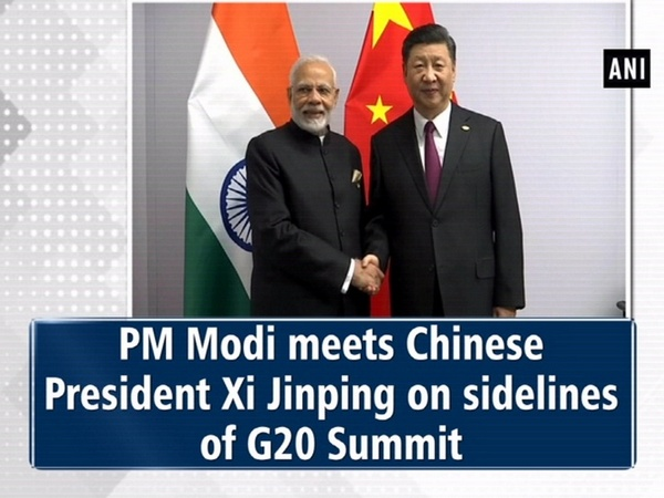 PM Modi meets Chinese President Xi Jinping on sidelines of G20 Summit