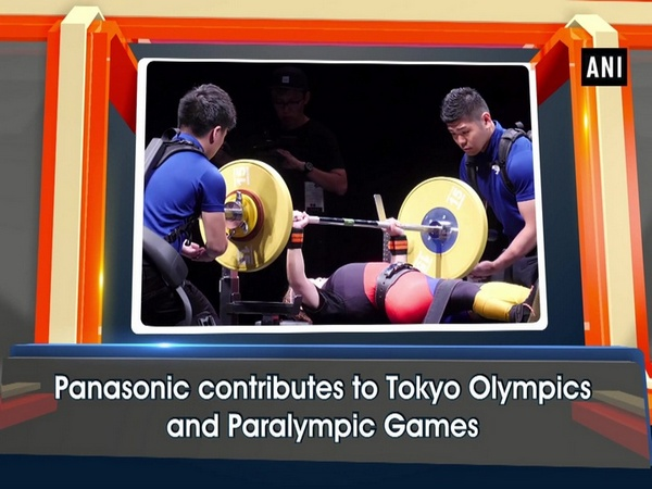 Panasonic contributes to Tokyo Olympics and Paralympic Games