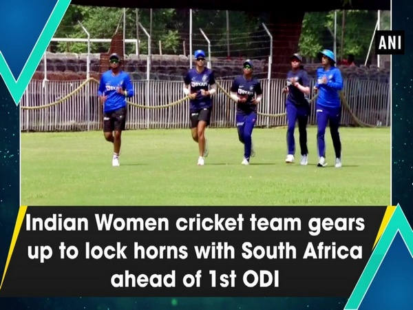 Indian Women cricket team gears up to lock horns with South Africa ahead of 1st ODI