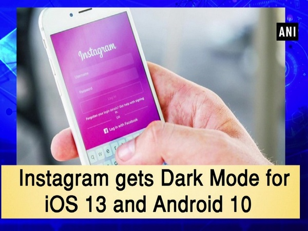Instagram gets Dark Mode for iOS 13 and Android 10
