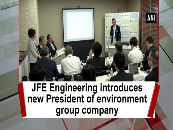 JFE Engineering Introduces new president of environment Group Company