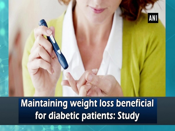 Maintaining weight loss beneficial for diabetic patients: Study