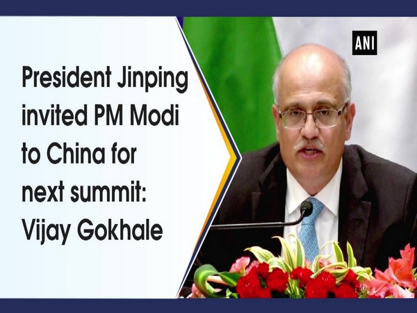 President Jinping invited PM Modi to China for next summit: Vijay Gokhale