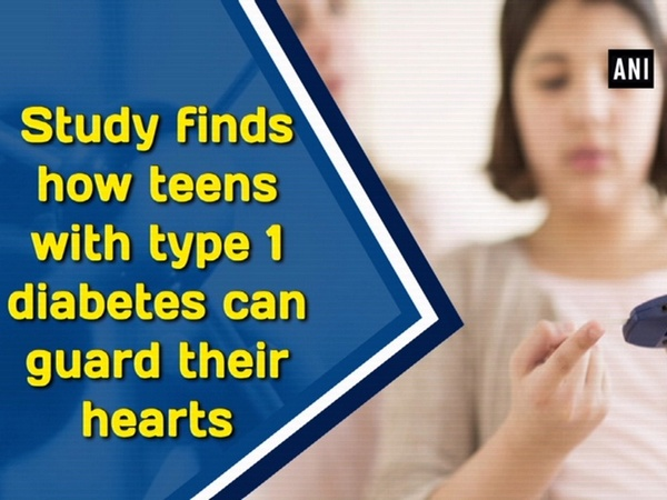 Study finds how teens with type 1 diabetes can guard their hearts