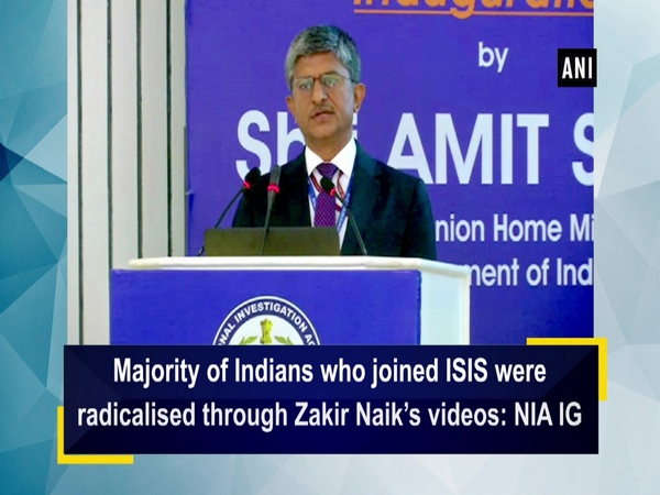 Majority of Indians who joined ISIS were radicalised through Zakir Naik's videos: NIA IG