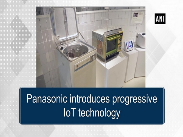Panasonic introduces progressive IoT technology