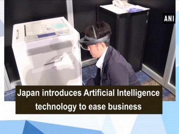 Japan introduces Artificial Intelligence technology to ease business