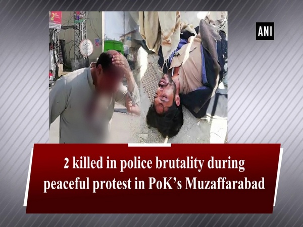 2 killed in police brutality during peaceful protest in PoK's Muzaffarabad
