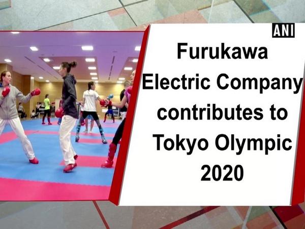 Furukawa Electric Company contributes to Tokyo Olympic 2020