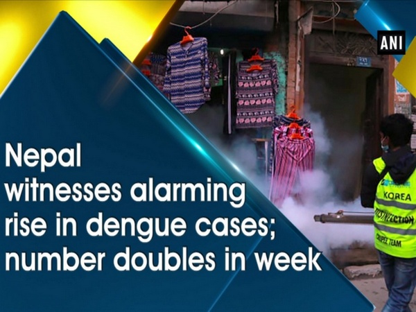 Nepal witnesses alarming rise in dengue cases; number doubles in week