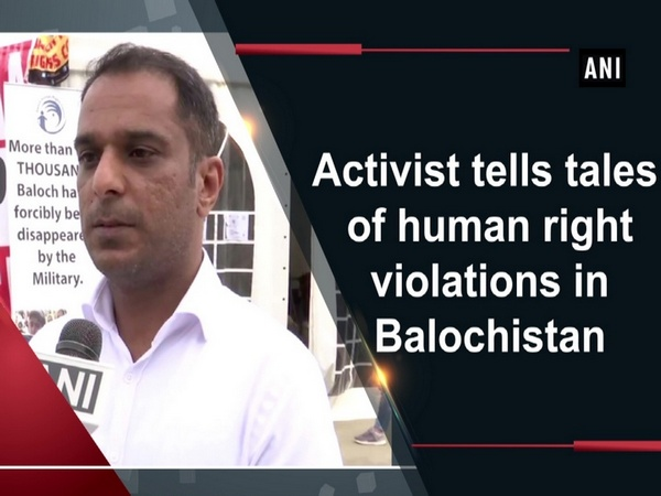 Activist tells tales of human right violations in Balochistan