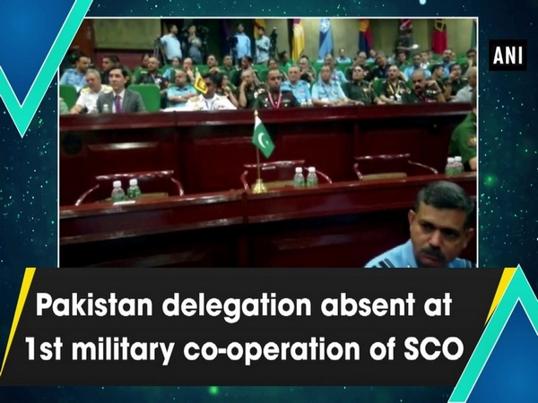 Pakistan delegation absent at 1st military co-operation of SCO