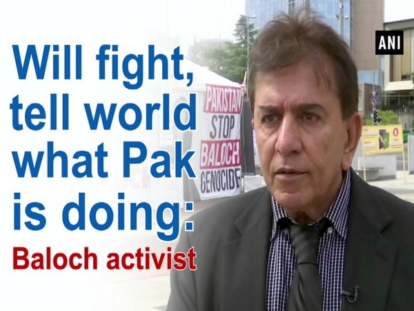 Will fight, tell world what Pak is doing: Baloch activist