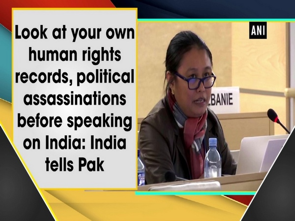 Look at your own human rights records, political assassinations before speaking on India: India tells Pak