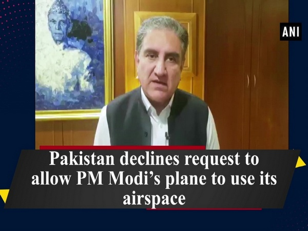 Pakistan declines request to allow PM Modi's plane to use its airspace