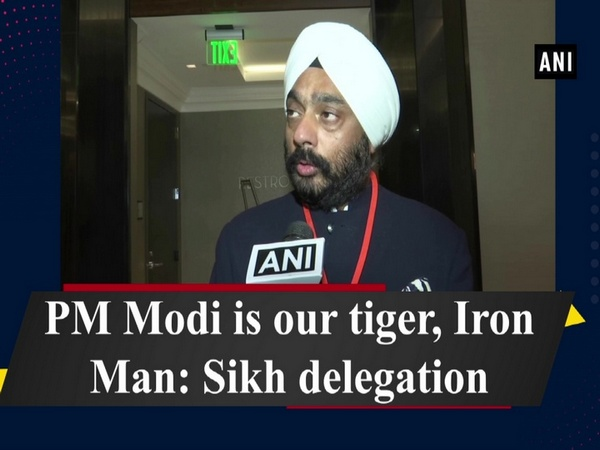PM Modi is our tiger, Iron Man: Sikh delegation