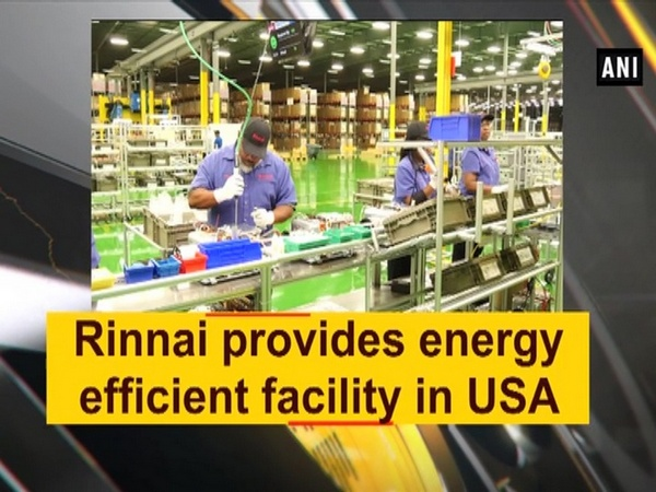 Rinnai provides energy efficient facility in USA