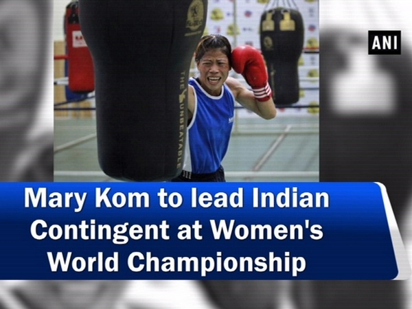 Mary Kom to lead Indian Contingent at Women's World Championship
